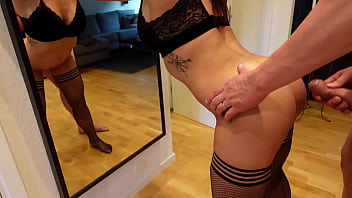 Fuck Me Hard In Front Of The Mirror - I Want To See Myself Cum