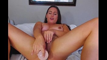 Pretty Babe with Milky Tits Fucked Herself - honeybunnies.xyz