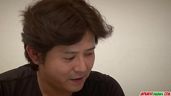 Mirei Yokoyama romantic date ends with a good fuck - More at Japanesemamas com 12 min