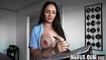 Mofos - Latina Sex Tapes - (Marta LaCroft) - Big Tit Latina Blows Client 8 min