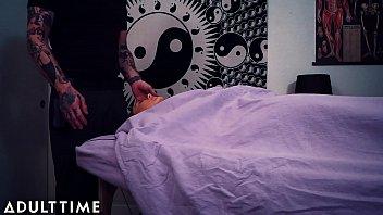 MODEL TIME - Sinn Sage is Horny After Her Massage