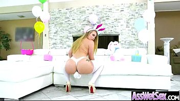 Big Wet Ass Girl (aj applegate) Take Deep In Her Round Behind video-02