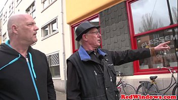 Brothels mature - Mature amsterdam prostitute gets doggystyled