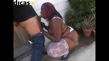 bbw ebony in white stockings gets fuck by hispanic porno izle