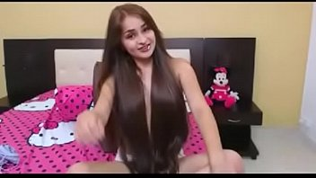 xhamster.com 8552664 super sexy latina hairplay striptease and brushing 36分钟