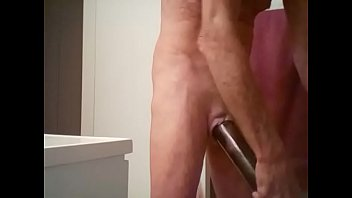 pumping my cock 4 min