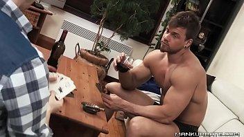 Gay strip poker online live Poor brad sucks at strip-poker