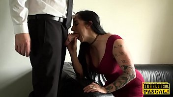 Young british sub analized during rough sex 10 min