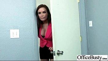 (diamond) Busty Office Slut Horny Girl Banged clip-14