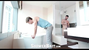 Michael verschuere gay - Showerbait - michael del rey has shower sex with arad winwin