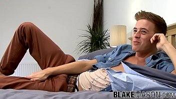 Gay interview questions Amateur uk guy gives an interview before touching himself