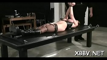 Breast free large naked Complete amateur bdsm action along large breasts woman