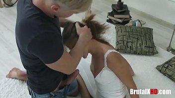 Brunette Teen Fucked - Emma Brown