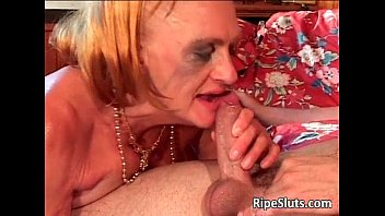 Kathy brown nude - Old mature slut with big tits gets her