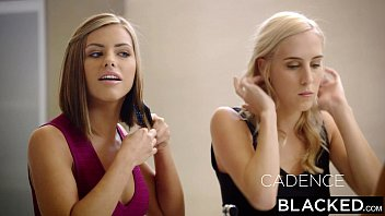 thumb Blacked Adriana Chechik And Cadence Lux First I