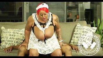 Throat Game Superb Huge Breast Promo