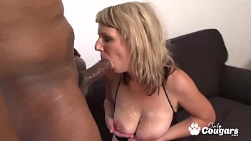 MILF Lucy Angel Puts A BBC Inside Her Ass