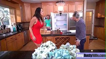 (Reagan Foxx) Hot Mature Lady With Big Tits Love Intercorse clip-20