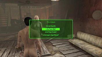 Fallout4 futa female fuck anal