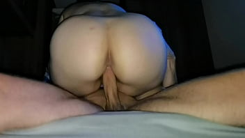 When You Have Such A Massive Phat Ass It's Only Right To Use Slow-Mo To See It Ripple On Hard Cock. Real Homemade Amateur MILF Porn. Huge Bubble Butt, Curvy Thick Ass PAWG Mature Wife Screws Teen Stepson