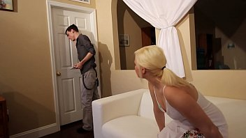 Taboo threesome sister and mom fucked by son in taboo sex movie thumbnail