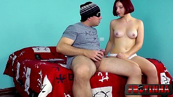 Ruivinha linda adora anal e goza muito   - Frotinha Porn Star -  -