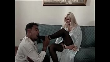 Amazing Blonde  Wants A Big Black Cock Inside ck Cock Inside