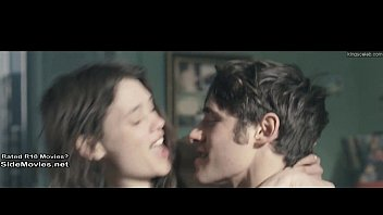 Astrid Berges Frisbey Hot Sex scene From Movie