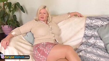EuropeMaturE Solo Busty Grannies Compilation video