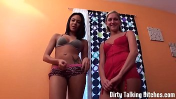 You can jerk off to our perky 18yo asses JOI
