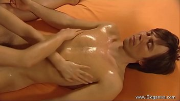 Fabulous Handjob Massage From Asia