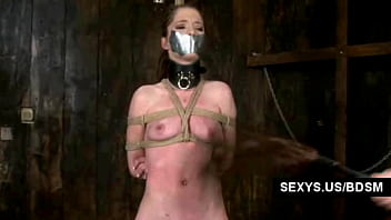 Rope Masturbation