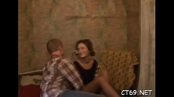 Mighty and skillful dude bangs moist hole of a seductive babe