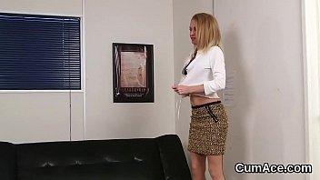 Wet fellatio gratifying