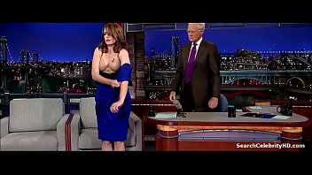 Tina Fey in Late Show with David Letterman 2009-2015 80 sec