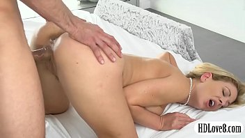 Big boobs mom Cherie Deville twat banged by her husband