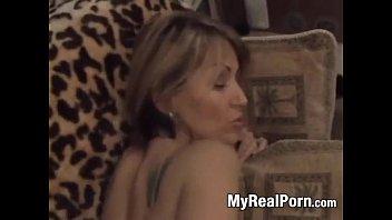 Hot Amateur Latina Milf Does Anal