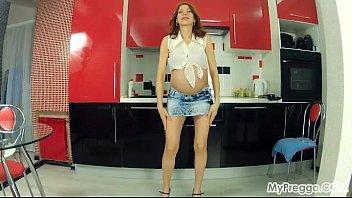 Pregnant Iviola #02 From Mypreggo.com