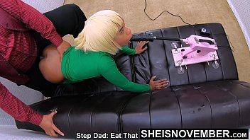 I Stole Step Dad Money, Now I Have To Pay. Pretty Black Step Daughter Msnovember Fauxcest Extreme Sex Machine Punishment. Nasty Hardcore BDSM Kink BJ And Cunt Violated , Huge Titties Areolas Close Up , While Her Mom Is Gone by Sheisnovember 4k صورة