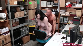 Hot Tattooed Brunette Amillia Onyx Fucked Hard By Officer