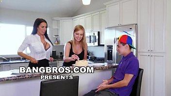 BANGBROS - Juan El Caballo Loco Gets MILF Reagan Foxx For His Birthday