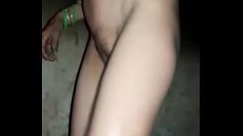 Skinny Indian wife
