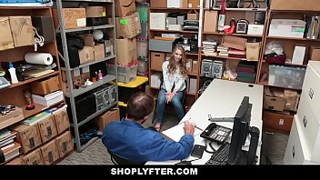 ShopLyfter - Blonde Beauty (Lana Sharapova) Gets The HARD End Of The Law
