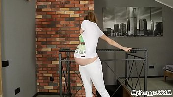 Pregnant Sport Gymnastic
