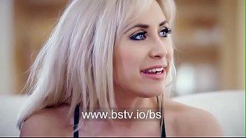 British MILF Karlie Simon fucked hard in heels and creampied 6 min