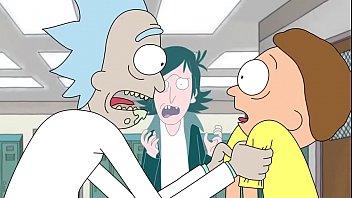 Rick and Morty piloto