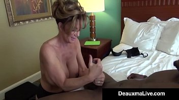 Mature secretary video - Milf secretary deauxma gets banged by bosss big black cock