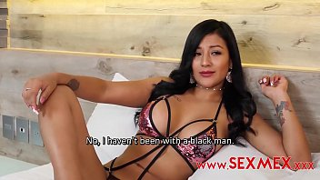 Mariana Matrix Hot Venezuelan Slut Fucks Black Dick For The First Time On Camera For Sexmex