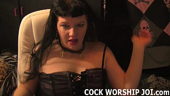 You need to learn how to worship a big hard cock
