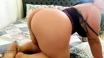 My boss's wife sends me this video, she wants me to fuck her